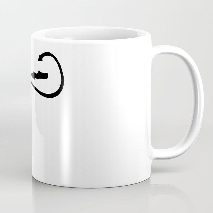 Fishing Hook Coffee Mug
