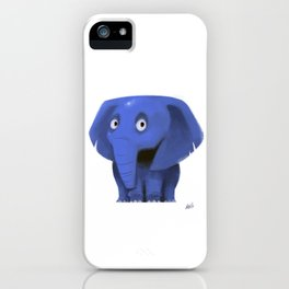 Little elephant iPhone Case