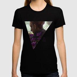 Isaac lisianthus T-shirt