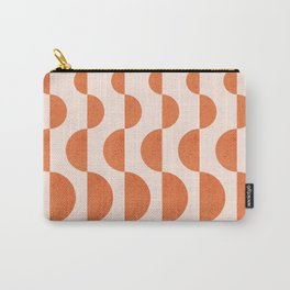 Abstraction_ROUND_WAVES_Minimalism_001 Carry-All Pouch