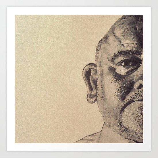 Rob Art Print