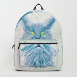 The Snow Queen's Cat Backpack
