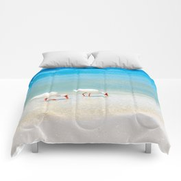 Feeding Time Comforters