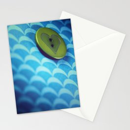 button Stationery Cards