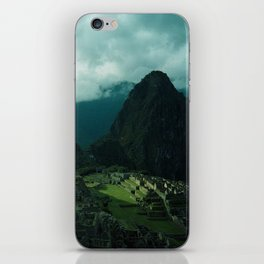 Machu Picchu NO3 iPhone Skin