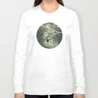 tangled Long Sleeve T-shirts featuring Tangled by Esther Ní Dhonnacha