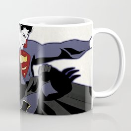 Fighting Baddies Coffee Mug