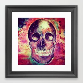 Frenzied Minds Framed Art Print