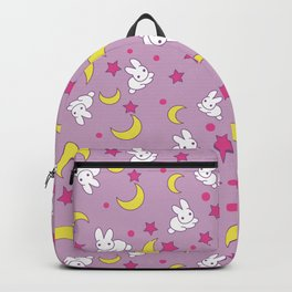 Usagi's Pattern Old Style Backpack