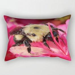 Working Bee Rectangular Pillow