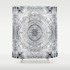 Repeat Shower Curtains | Society6