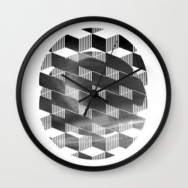 VISION CITY - AWAKEN THE DREAM Wall Clock