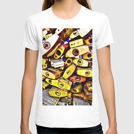 promise padlock T-shirt