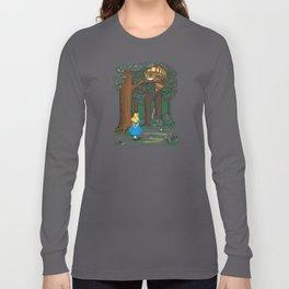 My Neighbor in Wonderland Long Sleeve T-shirt