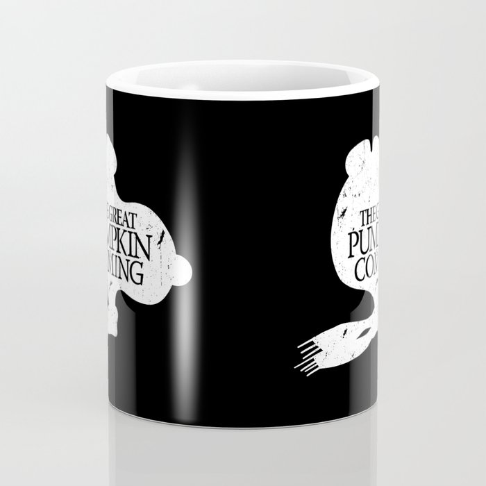 Game of Peanuts Coffee Mug
