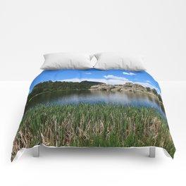 Sylvan Lake In The Black Hills Comforters