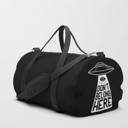 Beam Me Up Duffle Bag