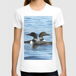 Loon love T-shirt