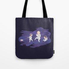 Space Walk Tote Bag