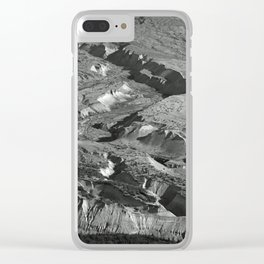 Valleys of Ash Clear iPhone Case