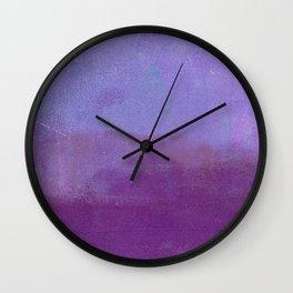 Abstract No. 315 Wall Clock