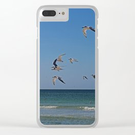 As Days Go On Clear iPhone Case