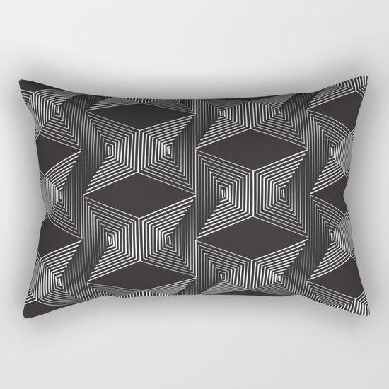 Crying Stars Rectangular Pillow