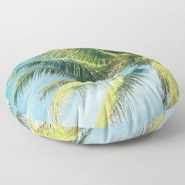 Hookipa Palm Dreams Floor Pillow