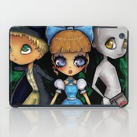 oz iPad Cases featuring Oz  by Mickey Spectrum