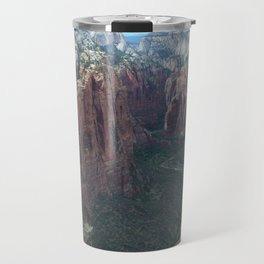 Angels Landing, Zion National Park Travel Mug