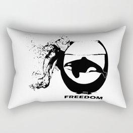 Break Free Rectangular Pillow