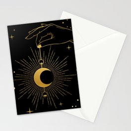 Miss Infinity Stationery Cards