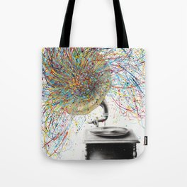 Sight of Sound Tote Bag