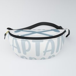 Cute Captain Adorable Pirate Kid Kids Fanny Pack