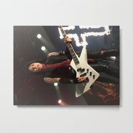 Ashley Purdy 002 Metal Print