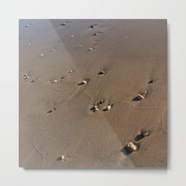 Oceanic pebble 1 Metal Print