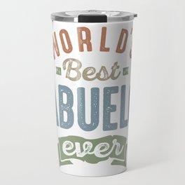 Best Abuelo Travel Mug