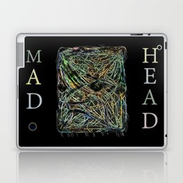 Mad Head Laptop & iPad Skin