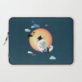Monsieur Salut Laptop Sleeve