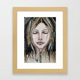 Leely (Perfect Plastic) Framed Art Print
