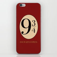 HARRY POTTER iPhone Skin