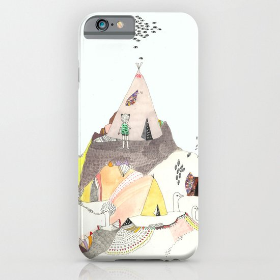 Kids Discover Magic Mountain iPhone & iPod Case