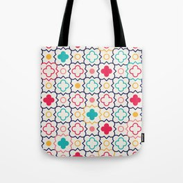 Cute Eastern Pattern Tote Bag