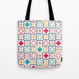 Cute Eastern Pattern Tote Bag