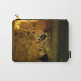 Alien in Darkness Carry-All Pouch