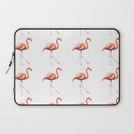 Florida Pink Flamingos Laptop Sleeve