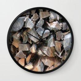 Face Cord Wall Clock
