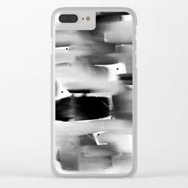 Decada Clear iPhone Case