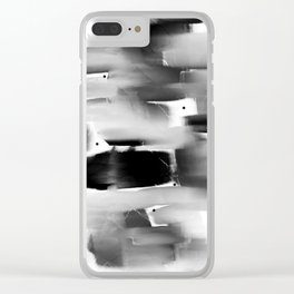 Decada Clear iPhone Case