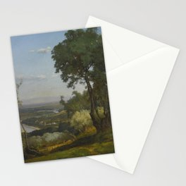 George Inness Stationery Cards